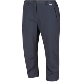 Regatta Chaska II Capris Donna, seal grey